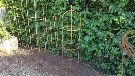 Support Plante Grimpante Bambou by Produits Ferronnerie De Et Jardin