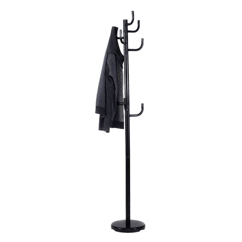 Standing Hat Rack by 69 Quot Metal Coat Rack Hat Stand Hangers Coat Hat Racks