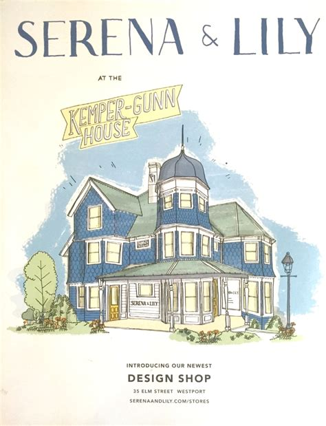 home design stores westport ct serena lily saves a house from demolition and opens a