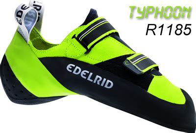climbing shoes south africa edelrid hurricanes typhoons climb za rock climbing