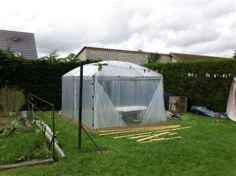 comment construire une serre de jardin s 233 lection de diy