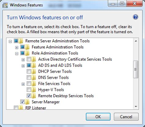 terminal console windows 7 terminal services manager and windows 7