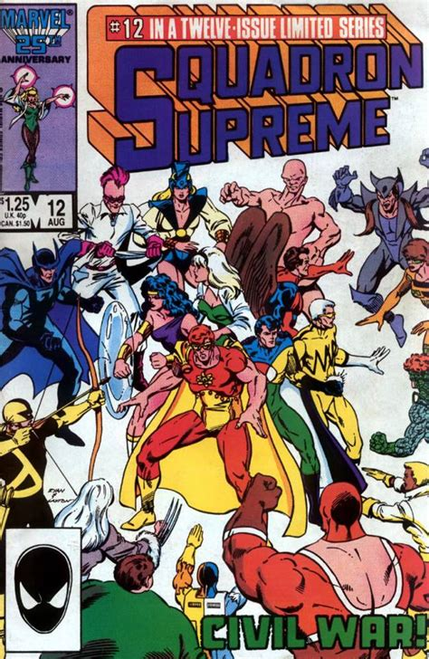 squadron supreme squadron supreme 12 the dregs of victory issue