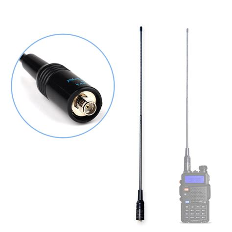 best antenna for baofeng nagoya na 771 dual band walkie talkie baofeng antenna vhf