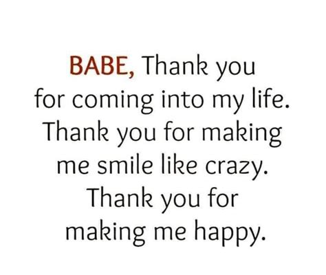 quotes for my thank you for coming into my quotes