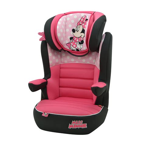 siege auto nania r way disney child high back booster car seat