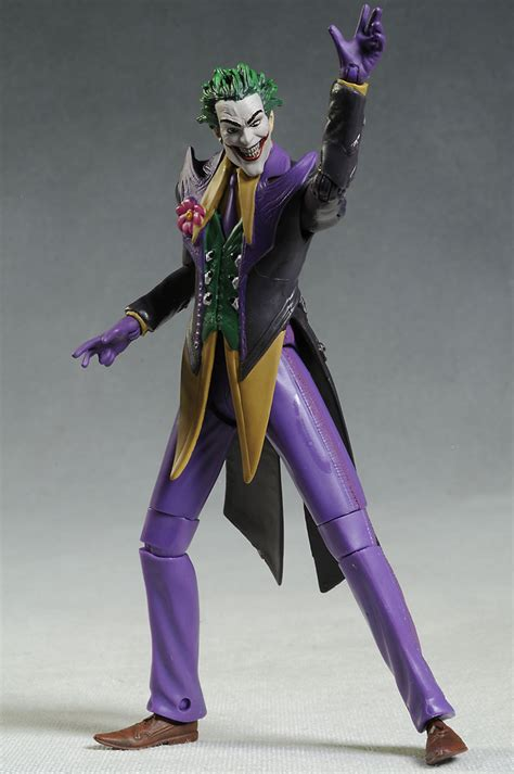 figure joker review and photos of injustice superman joker