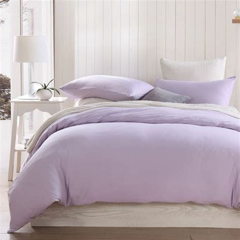 light purple bedding light purple duvet cover 23114