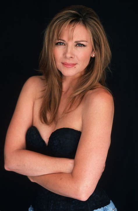kim cattralls very short hairdos over the yearsaa 17 best images about kim cattral samantha jones on