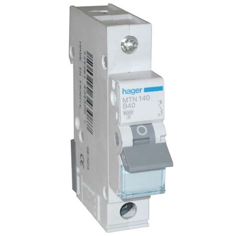 Mcb Hager Mini Circuit Breaker Hager Type Mu 3p 10a 3x10a buy hager 40 mcb from websparky