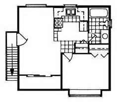 modern firefly floor l cozyhomeplans 432 sq ft small house quot firefly quot 3d top