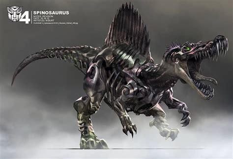 film robot dinosaurus alternate dinobot character designs from transformers age