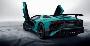 Lamborghini Superveloce Lamborghini Aventador Superveloce Roadster Said To Debut