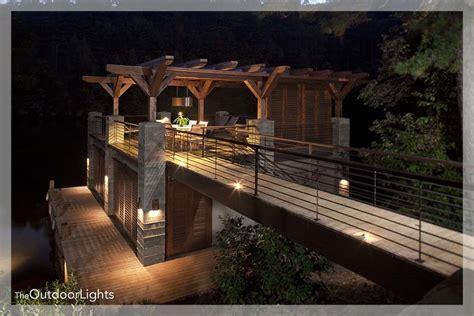 types of commercial outdoor lighting boat dock lighting fixtures lighting ideas