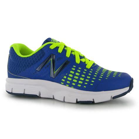 new balance boys sneakers new balance kj775 junior running shoes boys lace up