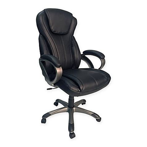 Manager Chair Design Ideas Z Line Designs Oversize Executive Chair In Black Bed Bath Beyond