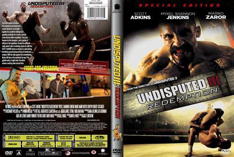 film gratis undisputed 3 undisputed iii redemption movie dvd custom covers