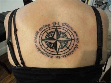 cool compass tattoos 60 excellent compass tattoos designs on back