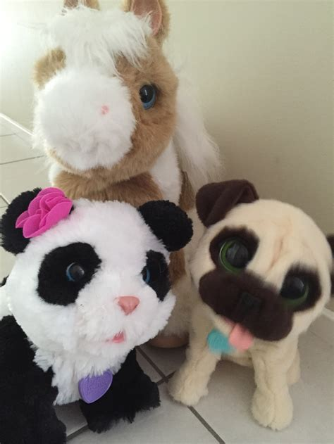 furreal friends pug meet jj the pug from furreal friends opinions