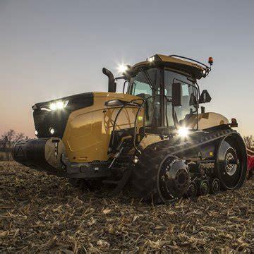 challenger unveils next generation track tractors