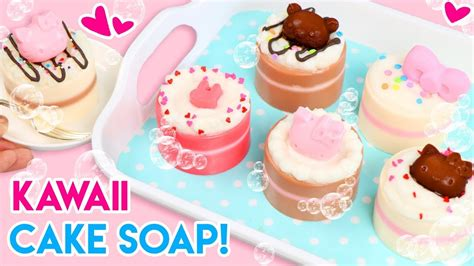 how to make a mini how to make diy mini cake soap my crafts and diy projects