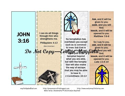 bible bookmark template 8 best images of blank printable christian bookmarks