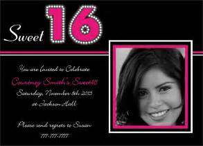 sweet 16 birthday invitation wording dolanpedia invitations ideas