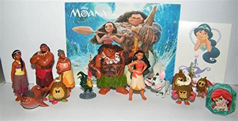moana boat toys r us disney moana movie deluxe party favors goody bag fillers