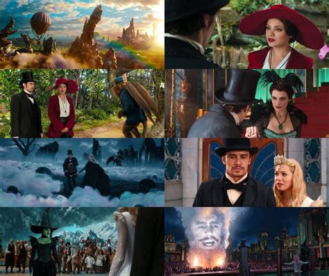 film bagus rating tinggi review film bagus oz the great and powerful
