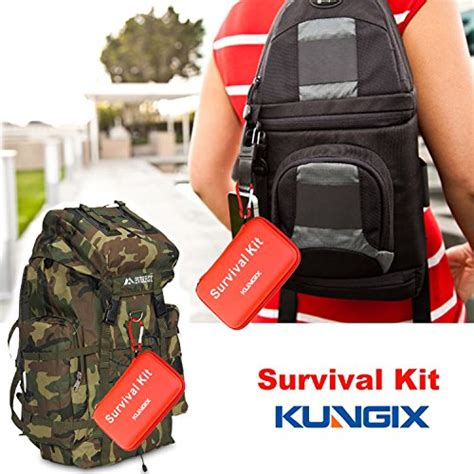 poor s wilderness survival kit assembling your emergency gear for or no money books kungix outdoor emergency survival gear kit with waterproof