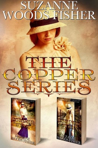 copper series  suzanne woods fisher nook book  barnes noble