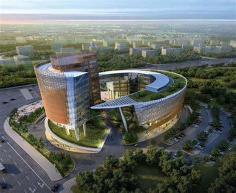 futuristic building concept futuristic architecture