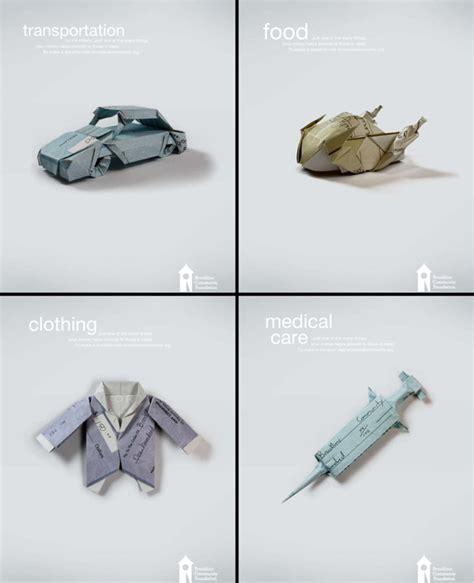 Origami Won Park - hyperimage et vous avec des billets de banque vous