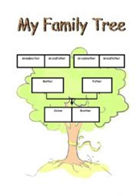 esl family tree template family tree template worksheet wallpaper