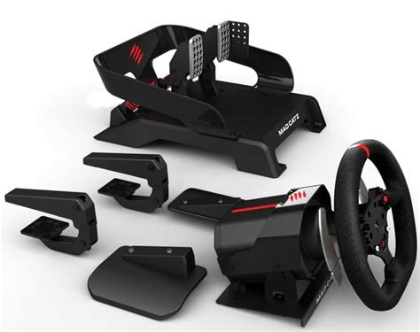 catz feedback racing wheel for catz pro racing feedback wheel and pedals for