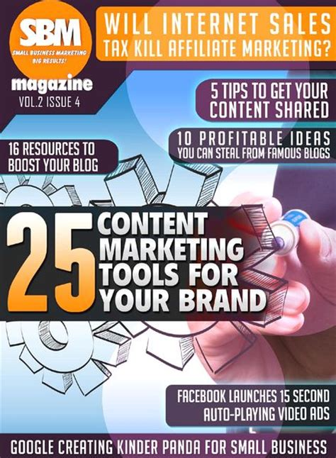 small business marketing magazine vol 2 issue