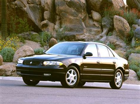 2002 buick regal pricing ratings reviews kelley blue book