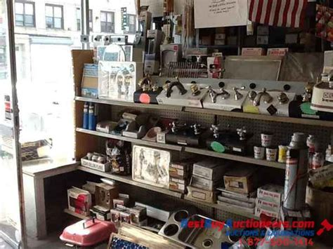 large plumbing heating supply store auction 8728 18th