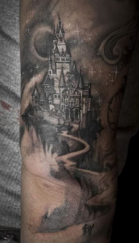 castle tattoos tattoofan