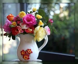 Flower Vase Arrangement Pictures красивые цветы в вазах и корзинах Newpix Ru позитивный
