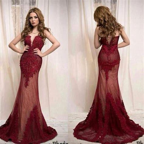 Glamours Dress glamorous mermaid evening dresses saudi arabic
