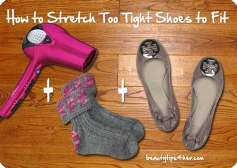 how to stretch sandals how to stretch tight shoes to fit