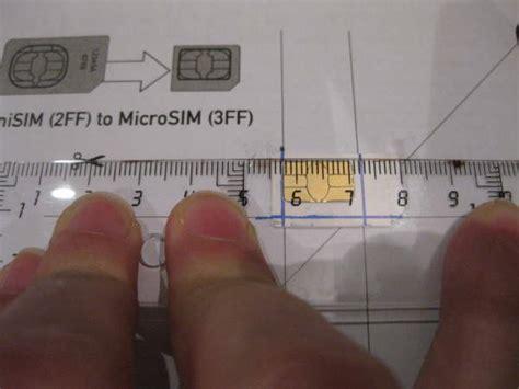 se puede cortar una tarjeta sim para hacerla microsim como cortar tarjeta sim de mini sim a micro sim y nano sim
