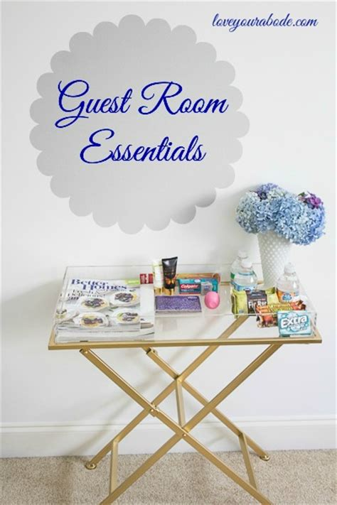 guest bedroom essentials guest room essentials to make your guests feel at home