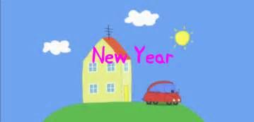new year peppa pig fanon wiki fandom powered by wikia
