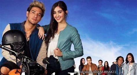 film remaja teromantis di indonesia mengenal angga putra pencuri perhatian di sinetron anak