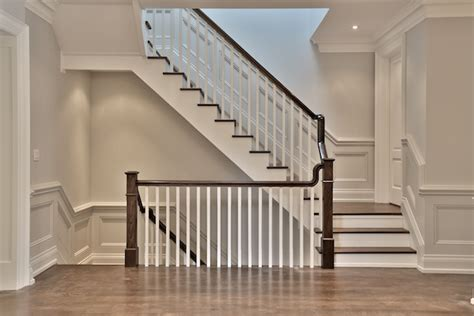 indoor banisters image gallery interior wood railings