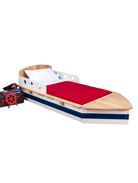 boat bed dimensions pin toddler boat bed photo on pinterest