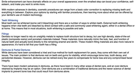 A Special Person Essay by Cosmetic Dentistry In Atlanta Marietta And East Cobb