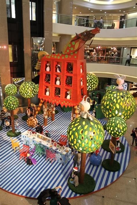 48 best shopping mall decoration images on pinterest